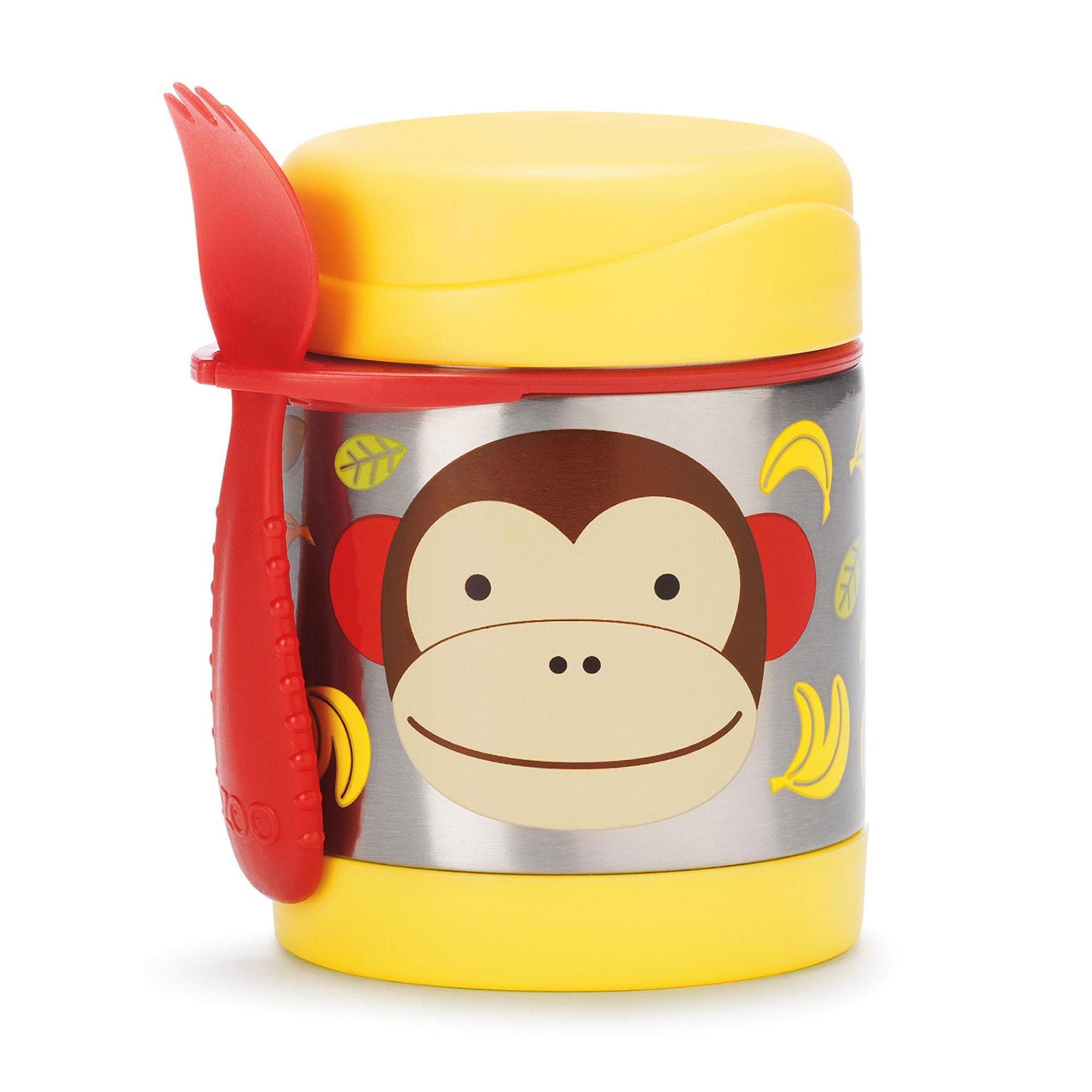 Pote térmico Skip Hop - Macaco