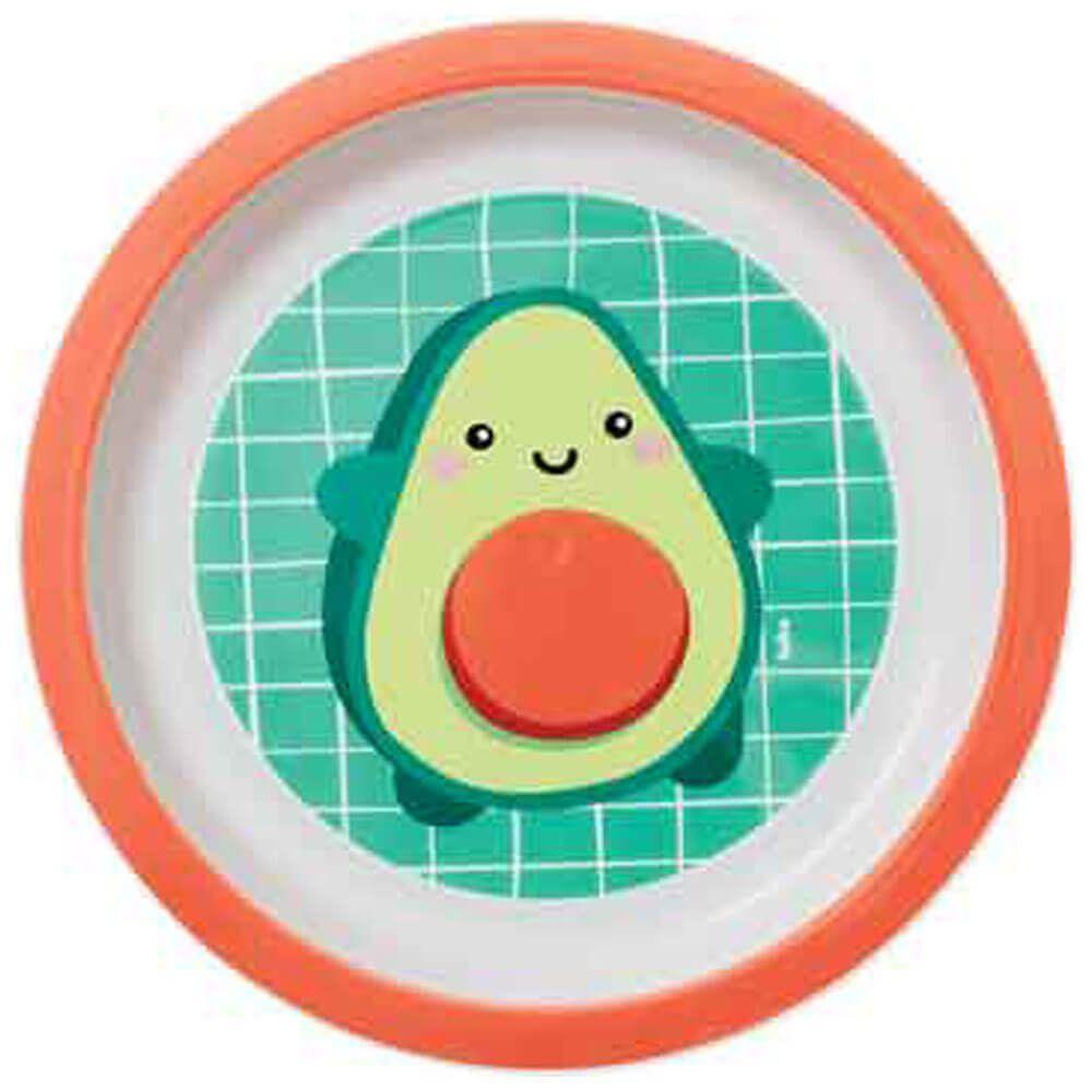Pratinho Frutti Buba - Abacate