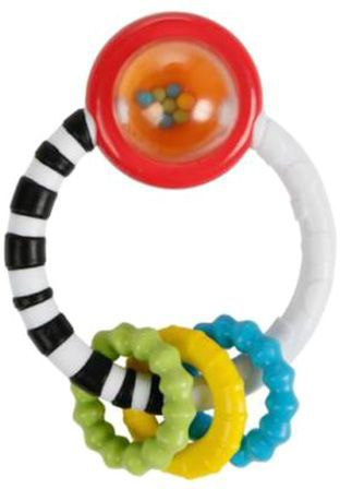 Rattlearound Teething Toy Bright Starts