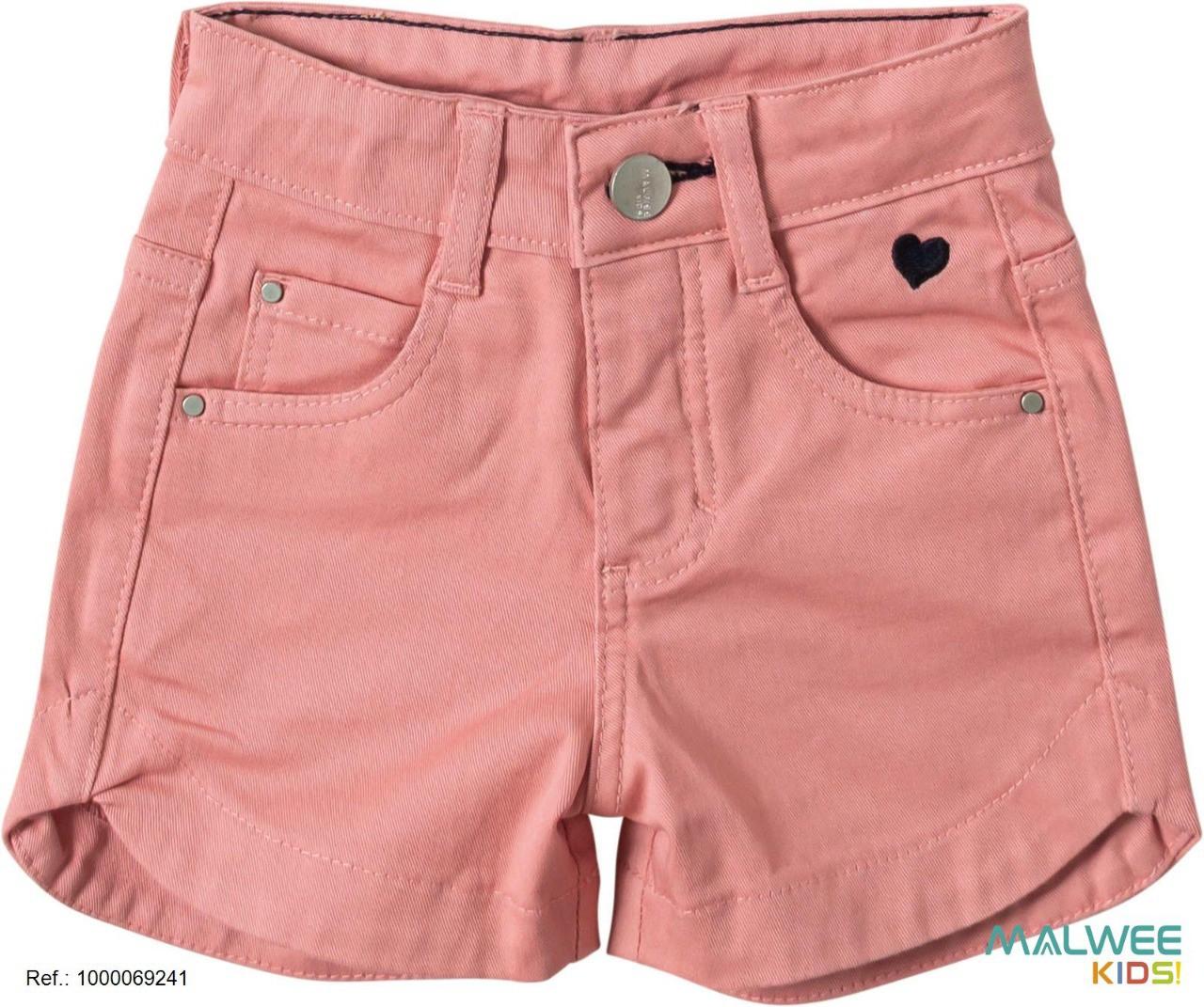 Short Jeans Malwee