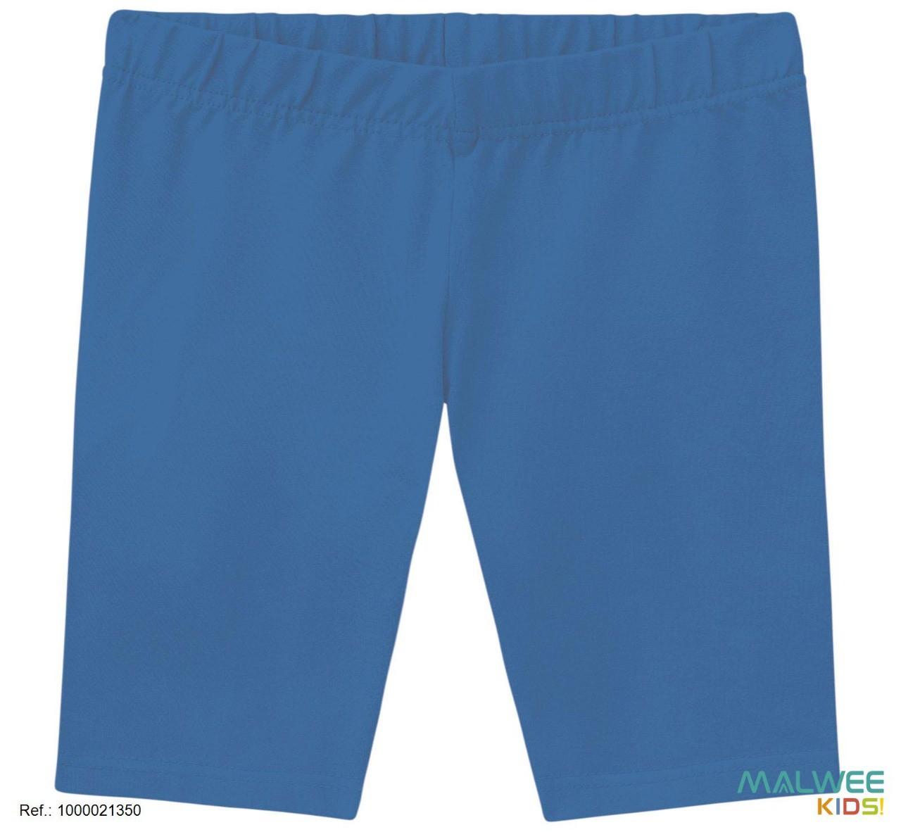 Bermuda Legging Malwee - Azul