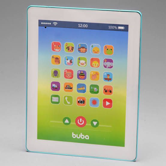 Tablet Blue Buba