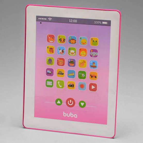 Tablet Pink Buba
