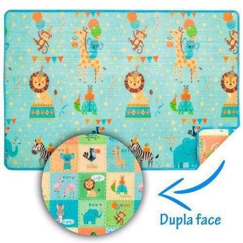 Tapete Animal Party Buba 1,20 x 1,80