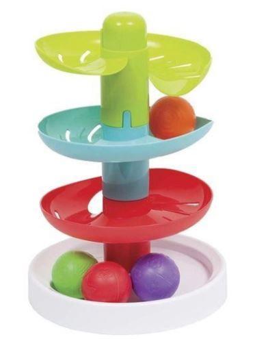 Torre espiral de bola Buba