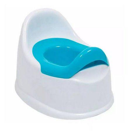 Troninho Infantil Buba -Azul