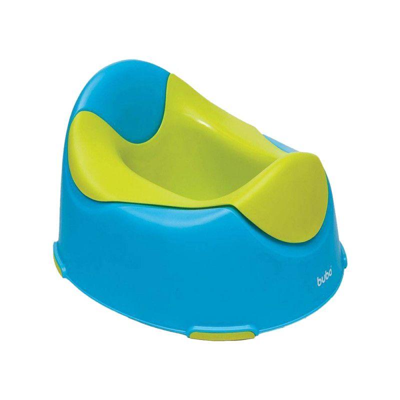 Troninho Infantil Buba - Azul e Verde