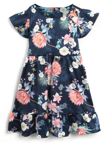 Vestido Floral Elian Coloritta