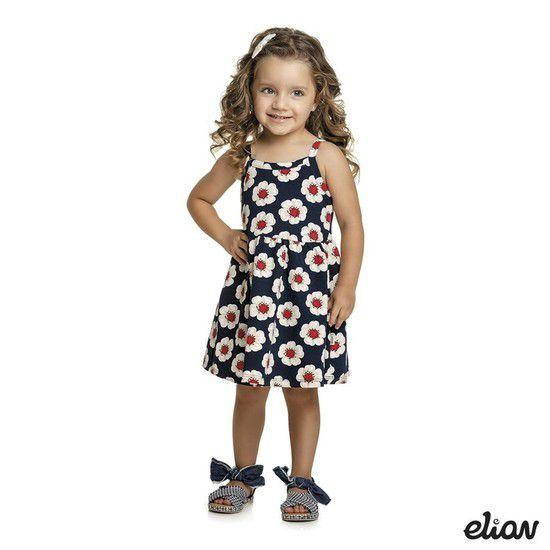 Vestido Flores Elian