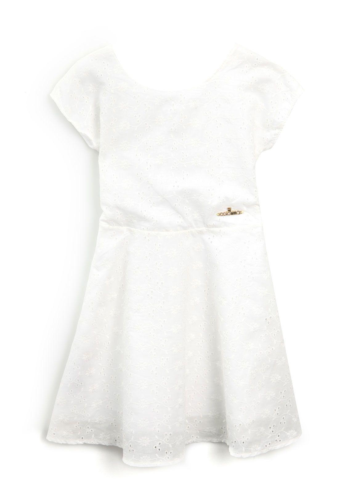 Vestido Renda Elian Coloritta