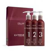 Kit Extreme Up Itallian Reconstrução Capilar Sos Hair Clinic