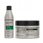 Kit Home Care Manutenção Itallian Color Com Creme de Hidratação