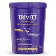 Máscara De Hidratação Intensiva Matizante Trivitt 1kg