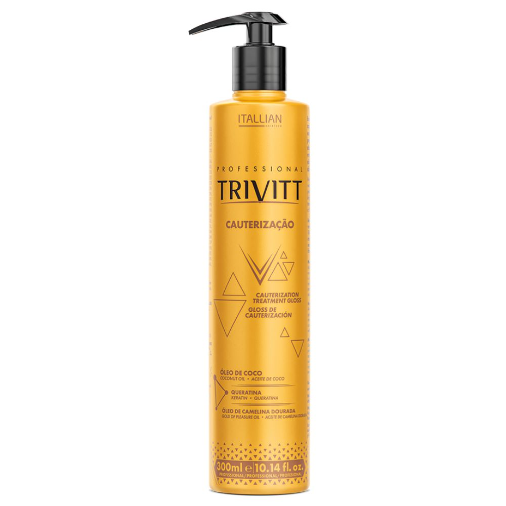 Cauterização Profissional Itallian Trivitt 300ml