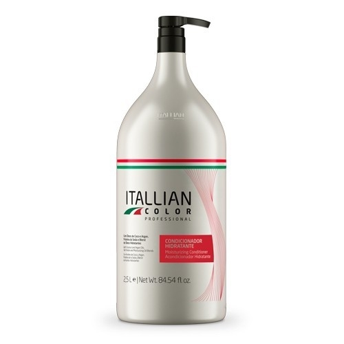 Condicionador Hidratante de Lavatório Itallian Color 2,5L