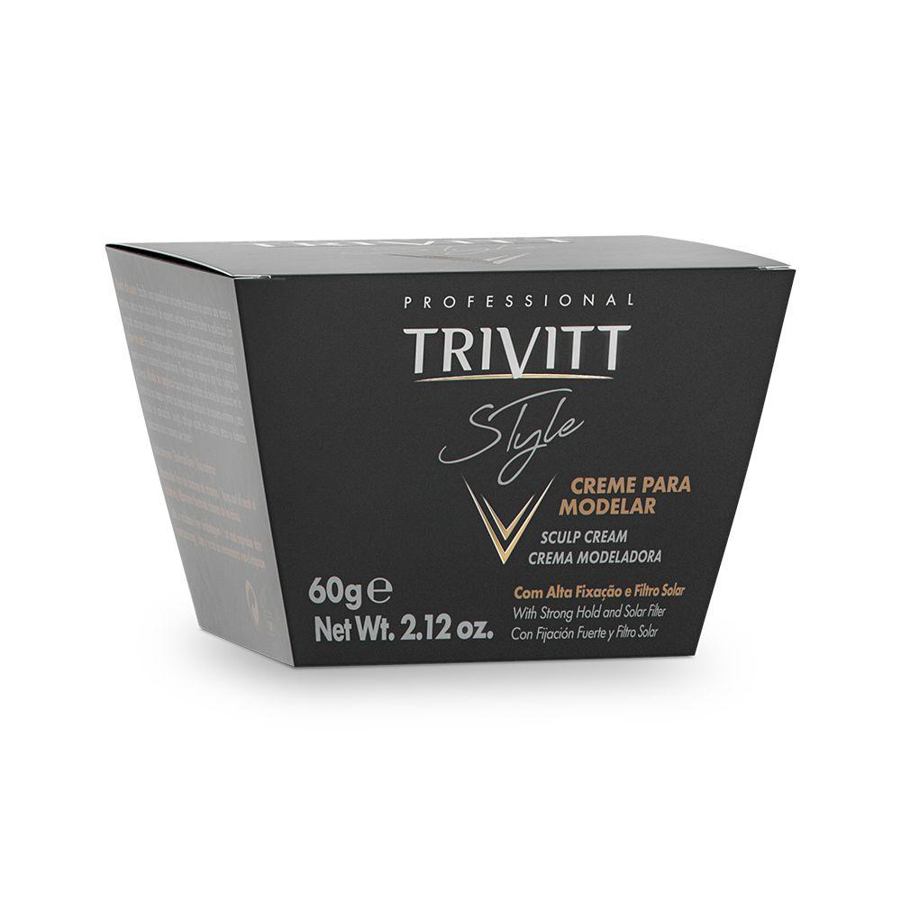 Creme para Modelar / Pomada Trivitt Style 60g