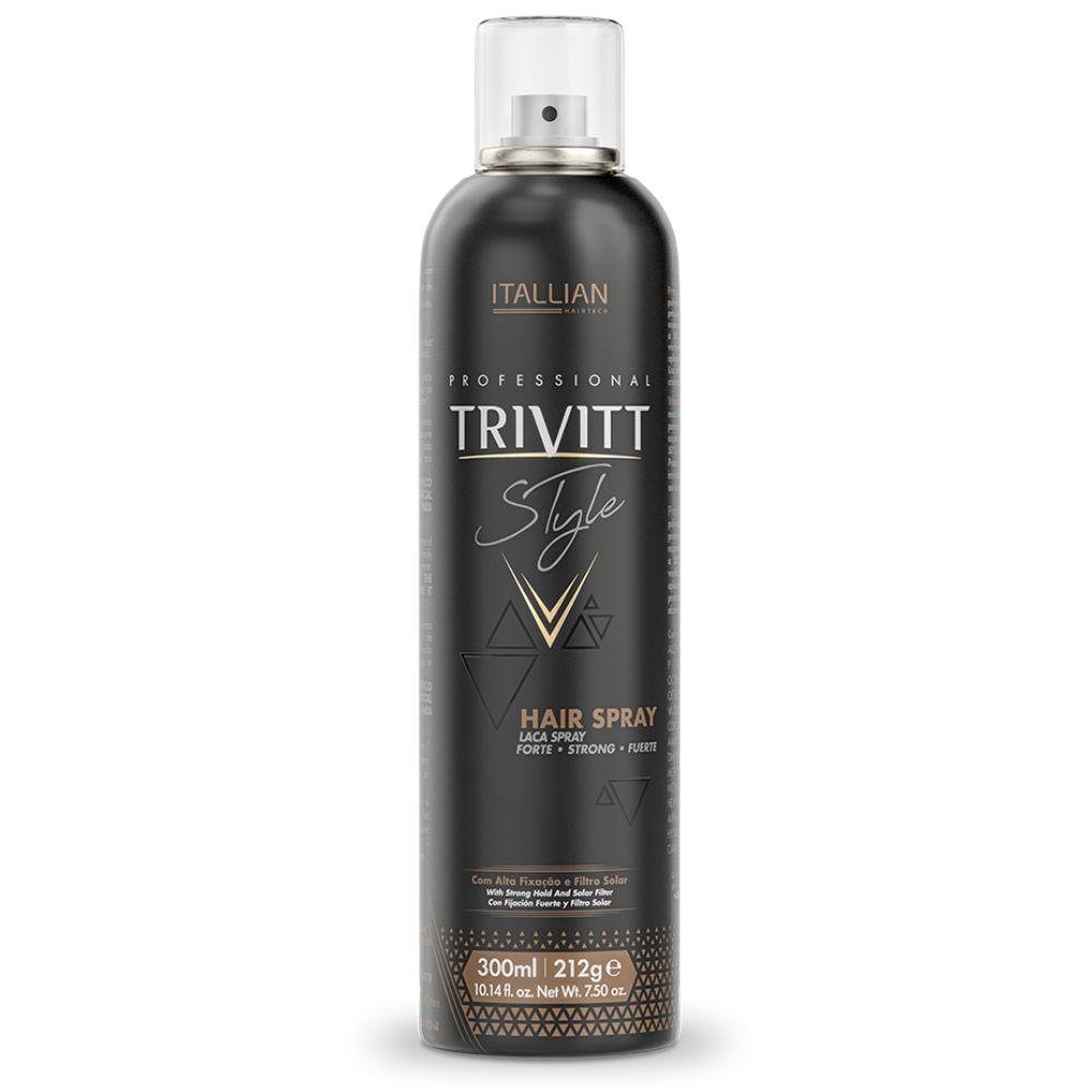 Hair Spray Lacca Forte Trivitt Style 300ml