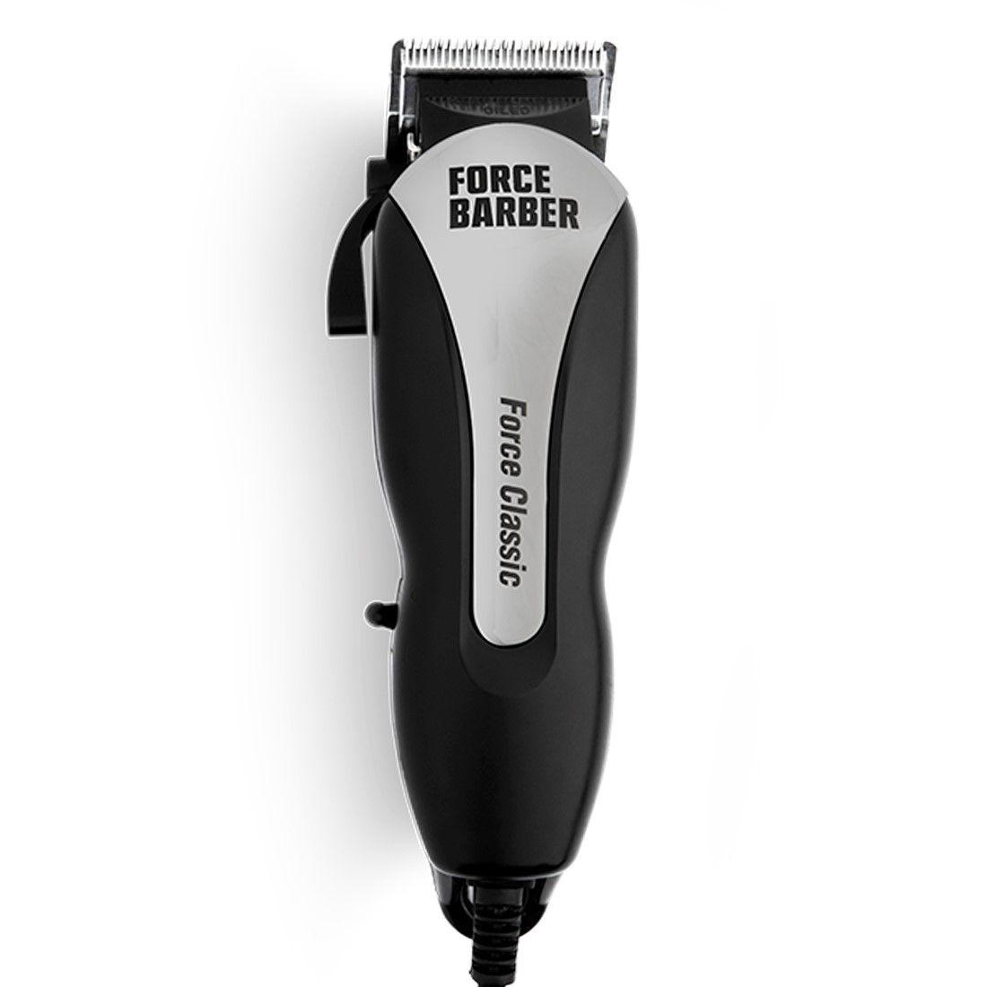 Máquina de Cortar Cabelo Profissional Mq Hair Force Classic 127v
