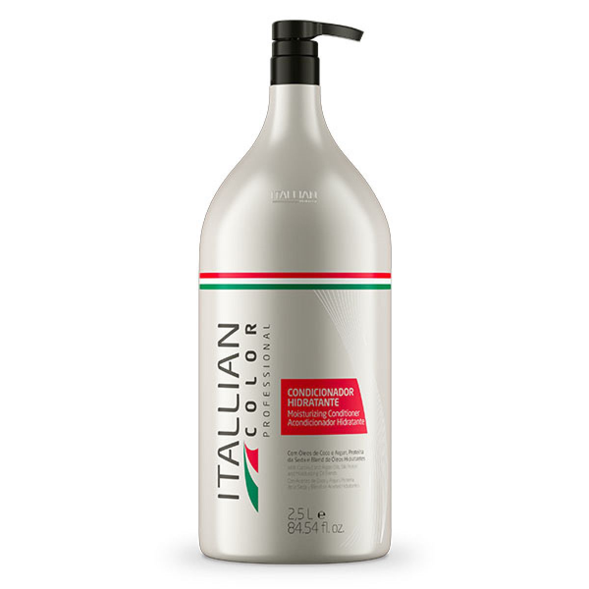 Shampoo e Condicionador De Lavatório Itallian Color 2,5L