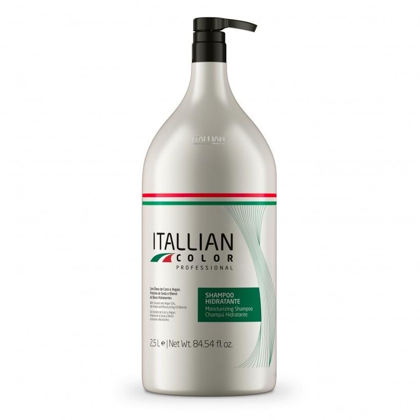 Shampoo Hidratante Lavatório Itallian Color Trivitt 2,5L