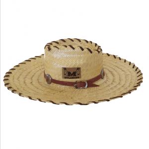 Chapéu de Palha Muladeiro Evernizado Aba 12
