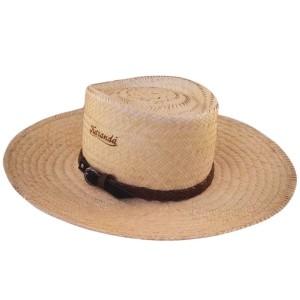 Chapéu Karandá de Palha Campeiro Premium