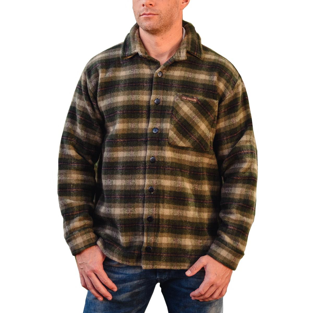Camisa de Lã La Criolla