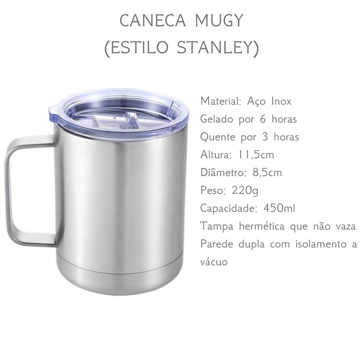 Caneca Térmica Mugy 350mL