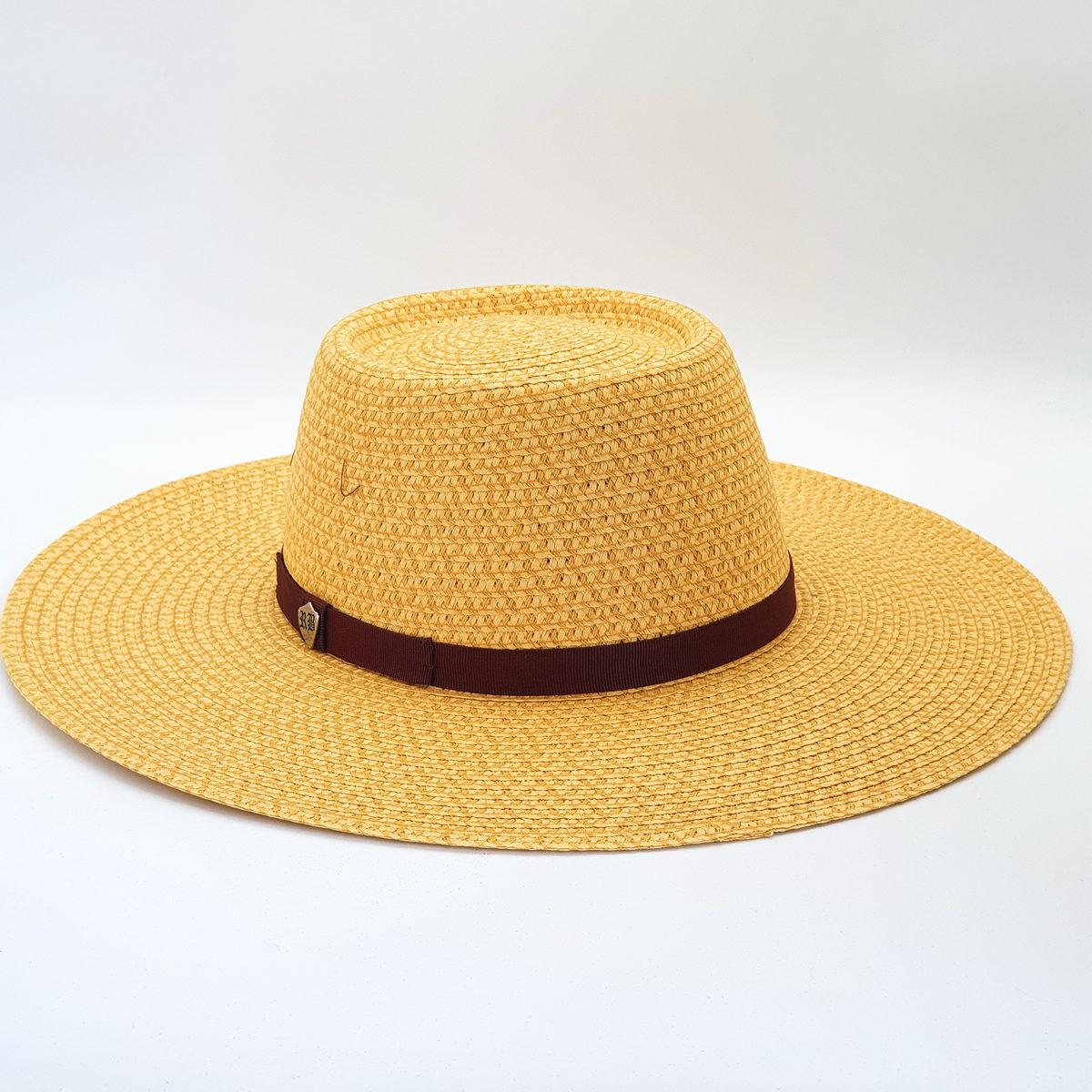 Chapéu de Palha Rio Branco Lago México