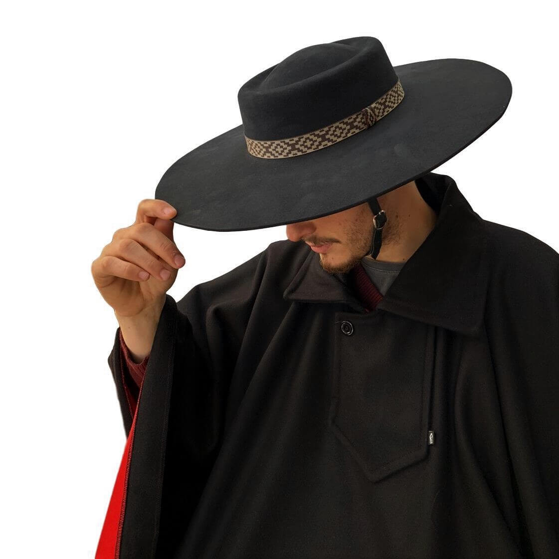 Chapéu Gaúcho Aba 12 Baitaca