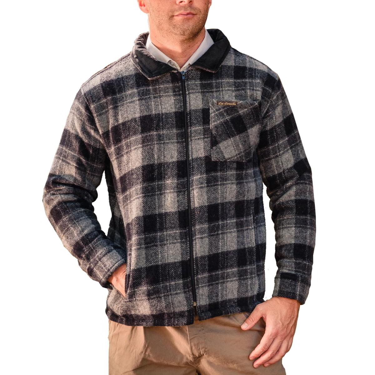 Jaqueta de Lã La Criolla