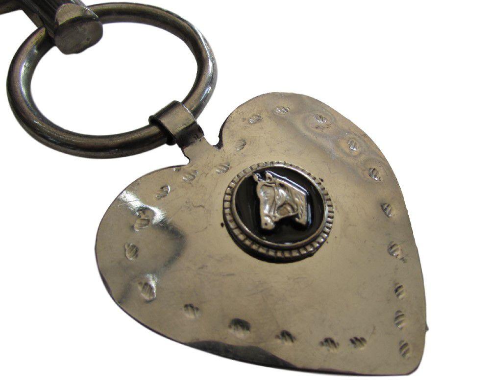 Peiteira de Argola em Aço Inox