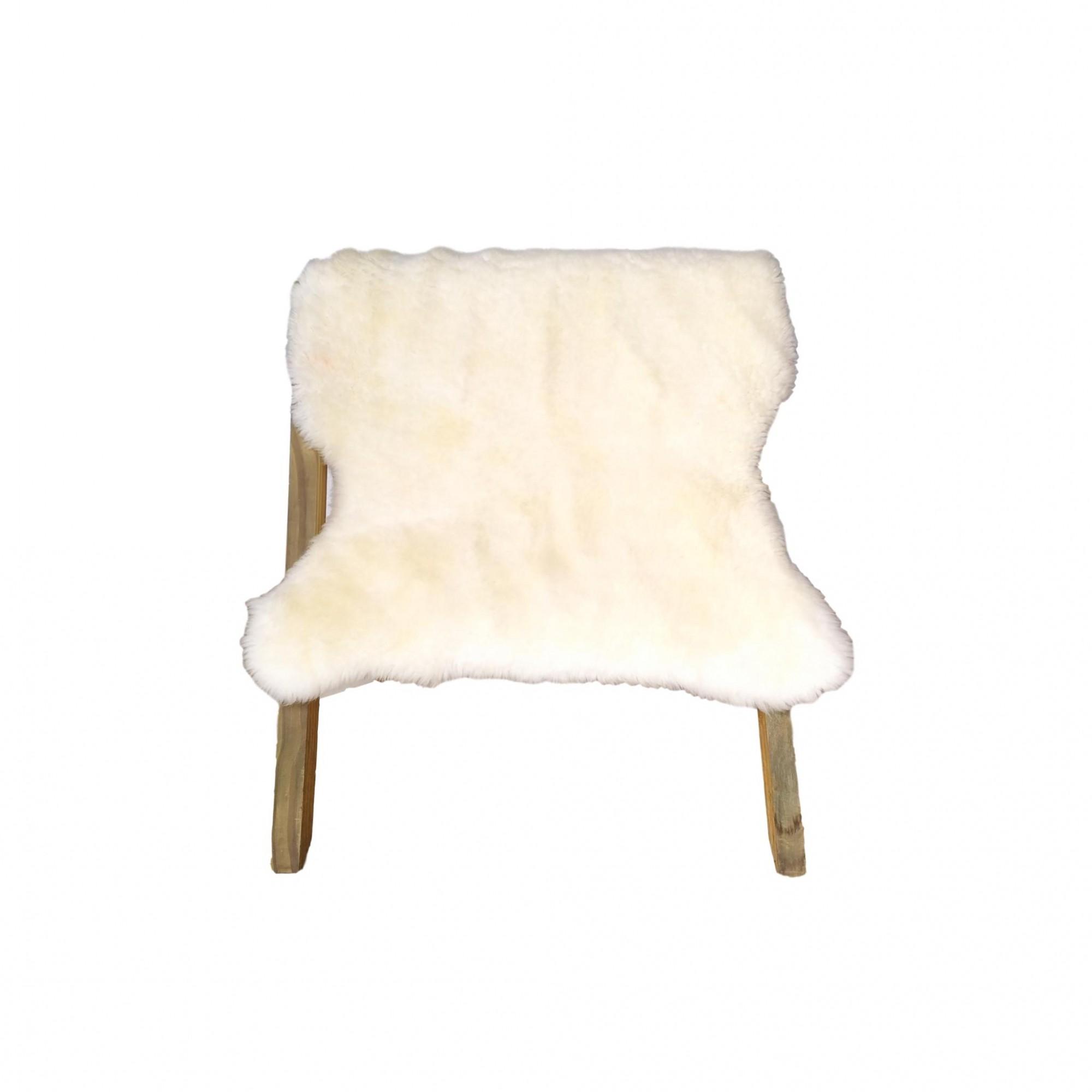 Pelego de Lã de Ovelha