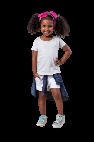 Blusa Infantil Verão Básica - Costão Mini