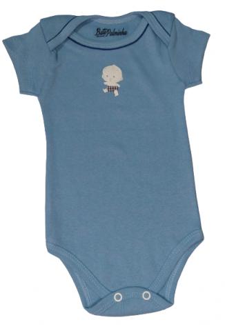 Body Bebê Verão Menino  - Bate Palminha