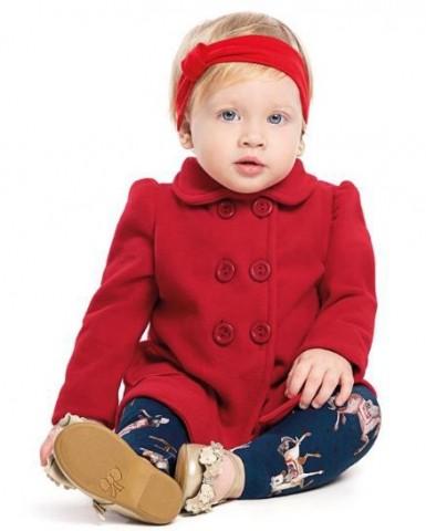 Conjunto Bebê Menina Inverno 2 Peças; Casaco Soft E Legging Unicórnio - Angerô