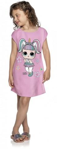 Vestido Infantil Loungewear Verão LOL Surprise  - Romitex