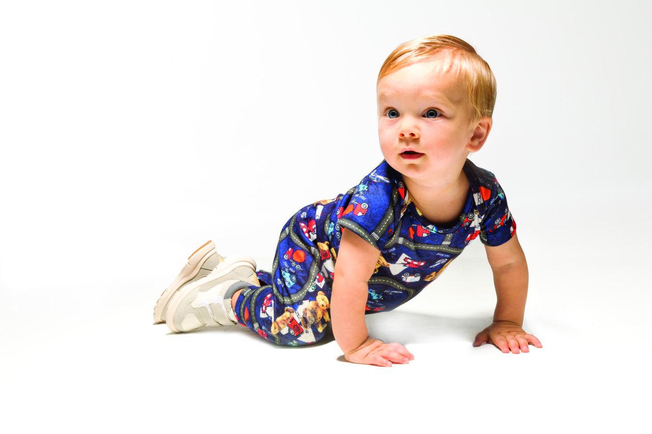 Calça Bebê Menino Urso - Biogás
