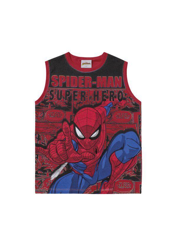 Regata Infantil Spider Man - Fakini