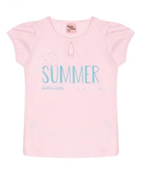 Conjunto Infantil Verão Tropical, 2 peças - Quebra Cabeça