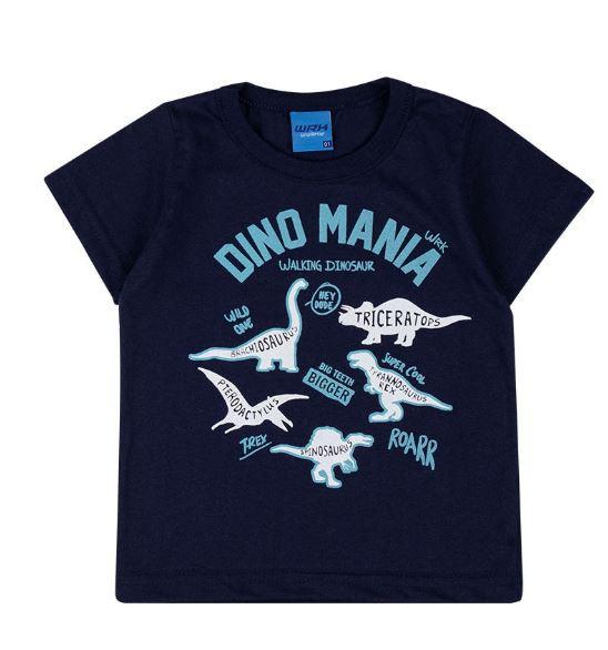 Conjunto Infantil Verão Dinossauro, 2 peças - WRK