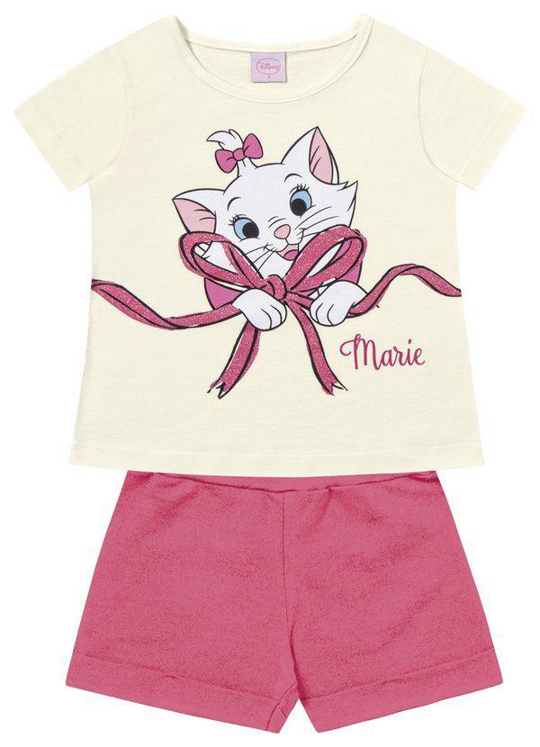 Conjunto Infantil Verão Marie, 2 peças - Fakini