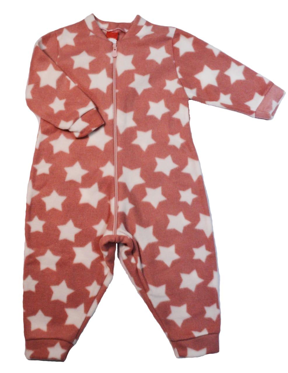Pijama Inverno Macacão Soft - Gueda
