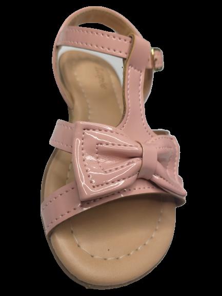Sandália Confort em Verniz - Lupie