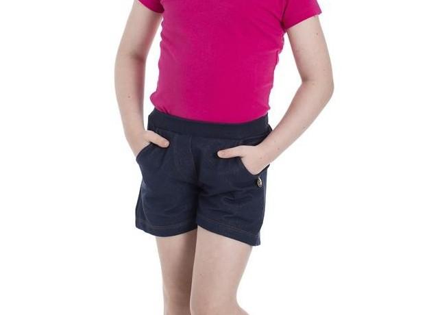 Short Infantil Cotton Jeans - Gueda