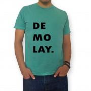 Camisa Frases DeMolay