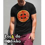 Camiseta Cruz Templária mod. 08 - 3 Opções de Cores