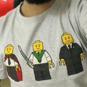 Camiseta Lego - DM