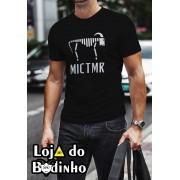 Camiseta MICTMR - 2 Opções de cor.