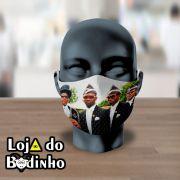 Mascara meme do caixão - O mais viral da internet versão. (FORRO DUPLO).